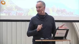 Turismdagarna i Västerbotten 2017 -  Lars-Mikael Lundmark