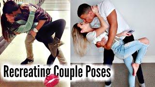 getlinkyoutube.com-RECREATING CUTE COUPLE PHOTOS w/ Boyfriend