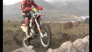 getlinkyoutube.com-Enduro technical skills