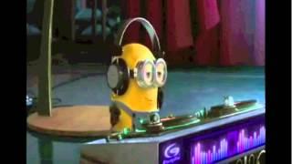 getlinkyoutube.com-Minions - Banana ( DBLM House Electro Remix 2013 ) HD
