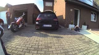 getlinkyoutube.com-Golf 7 GTI Klappenauspuff ASG V3+++