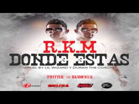 Donde Estas - Rakim (Prod. By Lil Wizard Y Duran The Coach) New Estreno 2013