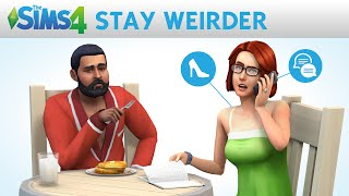 The Sims 4 - Weirder Stories Official Trailer