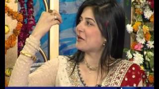 getlinkyoutube.com-Subah Saverey Samaa Kay Saath-  Sanam Baloch ki Shaadi Sanam kay apnay show mein- Oct 24, 2013