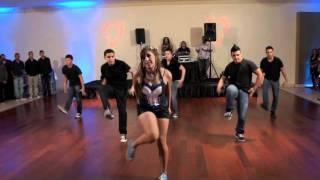 getlinkyoutube.com-Estphanie Quince with Fuzion dance Team!