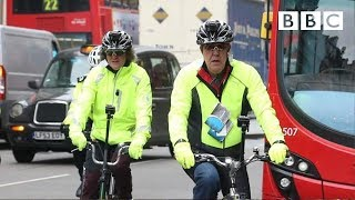 getlinkyoutube.com-James May and Jeremy Clarkson on cycle safety - Top Gear: Series 21 Episode 5 - BBC Two