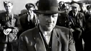 Rudolf Höss, Auschwitz, Ankunft in Warschau