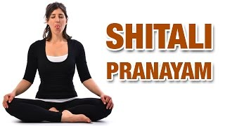 getlinkyoutube.com-Shitali Pranayama | Cooling Breath | Yoga For Beginners