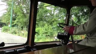 getlinkyoutube.com-In the cab - Derby trolleybus 237 (SCH 237)