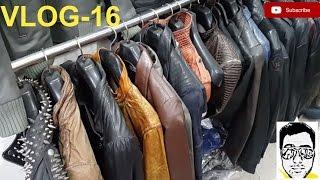 getlinkyoutube.com-LEATHER JACKET MARKET/LIVE-FACTORY(exploring-bikers,coats,boots,purses)DELHI   gaurav sharma\vlog16