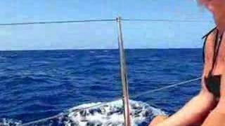 getlinkyoutube.com-Trans-Atlantic crossing by catamaran