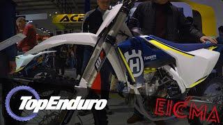 getlinkyoutube.com-[GoPro Hero 4] The best of / EICMA 2015 in 3 minuti / Enduro and supermoto models 2016