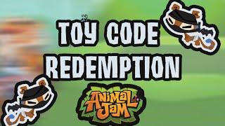 getlinkyoutube.com-Animal Jam Toy Code Prizes