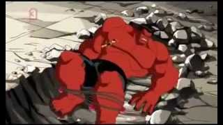 getlinkyoutube.com-The Avengers - Earth's Mightiests Hulk vs Red Hulk