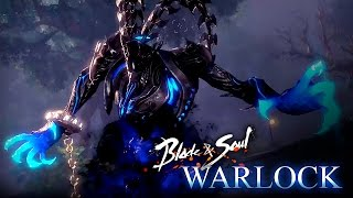 getlinkyoutube.com-Blade & Soul - Warlock Class Selection - Low level Gameplay - KR