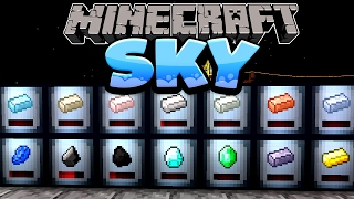getlinkyoutube.com-Komplett automatisiert und optimiert! - Minecraft SKY Folge #17