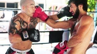 getlinkyoutube.com-Zubayra Tukhugov(Зубайра Тухугов) at Tiger Muay Thai and MMA Training Camp