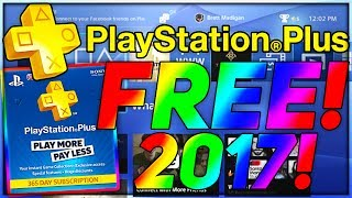 getlinkyoutube.com-How to Get FREE Playstation Plus September 2016!! (Free PS Plus, No Credit Card Required)