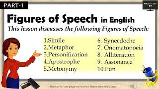Top -22 Figures of Speech in English (Part-1)