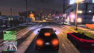 getlinkyoutube.com-GTA 5 Trap Life in da Hood Part 1