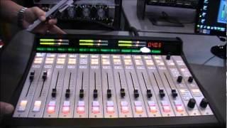getlinkyoutube.com-NEW ip12 Surface Radio Console Demo for Lightner Electronics & Ron Paley Broadcast