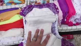 getlinkyoutube.com-MY CLOTH DIAPER COLLECTION!!!