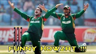 getlinkyoutube.com-Top 10 Funny Appeals in Cricket History Ever ●►FUNNY HOWZAT !!!!