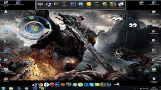 getlinkyoutube.com-Programas para personalizar el Escritorio PC - 2015 - HD