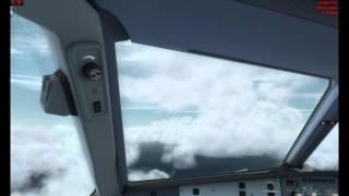 Prepar3D V3 First Test - No tweaks No addons except Aerosoft Airbus A320
