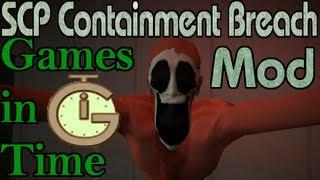 getlinkyoutube.com-SCP Containment Breach: Games in Time Fun Mod