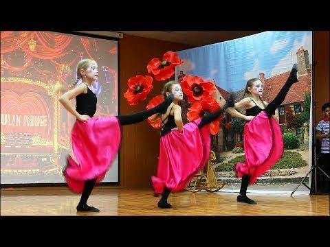 Танцевальные баттлы проекта «Многоликий мир» в 3-х классах