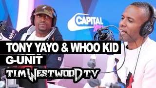 DJ Whoo Kid & Tony Yayo on 50 Cent, Jimmy Henchman, Game, beefs.