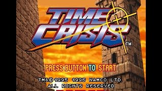 getlinkyoutube.com-PSX Longplay [216] Time Crisis