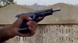 getlinkyoutube.com-Gun Test Gone Wrong Pakistan