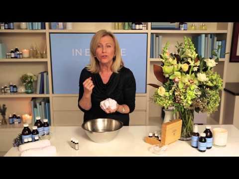 How To: Aromatherapy Facial Compress