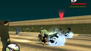 getlinkyoutube.com-Balap Liar GTA San Andreas Nouvo Drag vs Nouvo Drag GTA San Andreas MOD