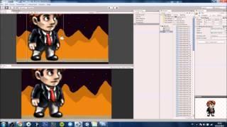 getlinkyoutube.com-Unity 2D: Animation Part 1 - Sprites Setup