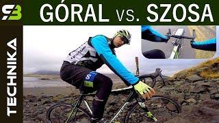 getlinkyoutube.com-Rower górski vs. rower szosowy - pierwsza przesiadka. Do czego trzeba się przyzwyczaić?