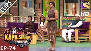 Ritu and Sangeeta Phogat's Dance on the Floor  - The Kapil Sharma Show – 15th Jan 2017