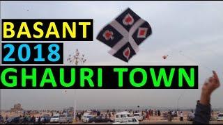 Ghauri Town Basant 2018