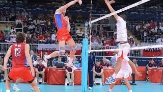 getlinkyoutube.com-Crazy and unbelievable Volleyball attacks Ever Part 2 [VM]