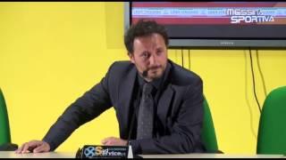 Messina-Salernitana 4-2. La soddisfazione del ds Ferrigno in sala stampa