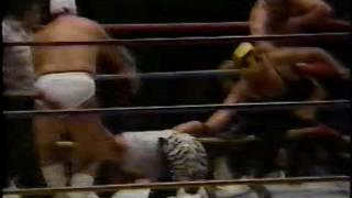 getlinkyoutube.com-Jerry Estrada, Rick Patterson & Gran Markus jr vs. Apolo Dantes, Centurion Negro & La Fiera
