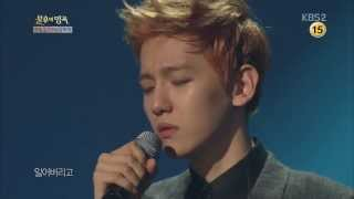 getlinkyoutube.com-130817 Immortal Song 2 Chen & Baekhyun - Really I Didn't Know