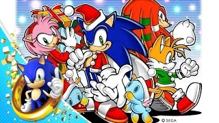 getlinkyoutube.com-[Twitch] Sonic Official - A Holiday Special with LEGO Dimensions!