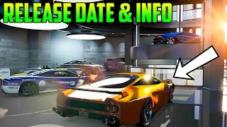 getlinkyoutube.com-GTA Online: Import/Export DLC NEW Info - 25 VEHICLES, RELEASE DATE, APPEARANCE CHANGER & MUCH MORE
