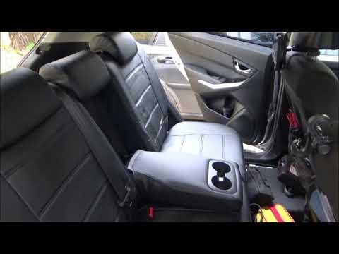 Расположение кнопки подогрева сидений у BMW 7