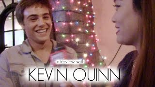 getlinkyoutube.com-Interview with Kevin Quinn at the Opening Night of Peter Pan and Tinkerbell: A Pirate Christmas