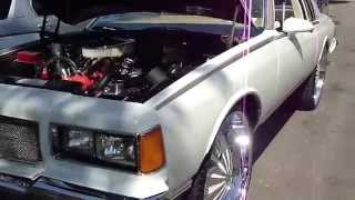 getlinkyoutube.com-86 Chevy Caprice Landau On 28's with 454 motor
