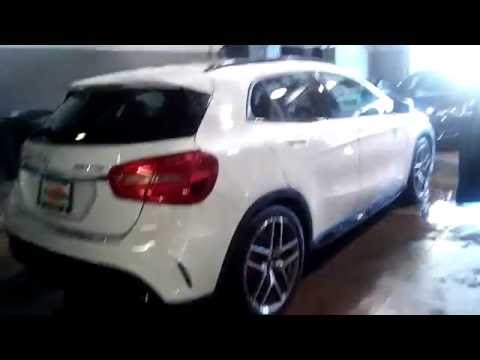 2015 Mercedes-Benz GLA 45 AMG 4-MATIC at my dealership!